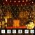 WOWDSGN 200 LED Lichternetz 3 x 2 m warmweiß Lichterkette Netz mit Fernbedienung Trafo Timer 8 Modi Lichtketten für Weihnachten, Halloween, Party, Geburstag, Hochzeit Geeignet für Innen und Außen - 2