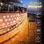 WOWDSGN 200 LED Lichternetz 3 x 2 m warmweiß Lichterkette Netz mit Fernbedienung Trafo Timer 8 Modi Lichtketten für Weihnachten, Halloween, Party, Geburstag, Hochzeit Geeignet für Innen und Außen - 3