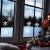 Yuson Girl 108 Stk Schneeflocken Fensterbild Abnehmbare Weihnachten Aufkleber Fenster Weihnachten Deko Wandtattoo Weihnachten Statisch Haftende PVC Aufkleber - 4
