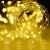 [2 Stücke] Usboo® Solar Lichterkette, 150 warmweiße LEDs 15 Meter für Außen& Innen mit wasserdichten Kupferdrähten für Dekorationen, Feste, Garten, Balkons, Partys, Hochzeiten, Camping, DIY usw. - 2