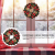 BESPORTBLE 27Cm Weihnachten Advent Kranz Tannenzapfen Kranz mit Beeren Advent Kränze Ring Votiv Kerzenhalter Saison Kerzenhalter Weihnachten Tisch Herzstück Desktop-Dekoration - 2
