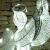 DECOLED Weihnachtsbeleuchtung Engel LED für Außen, 3D, kaltweiß, hohe Qualität - 2