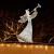 DECOLED Weihnachtsbeleuchtung Engel LED für Außen, 3D, kaltweiß, hohe Qualität - 1