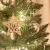 FAIRYTREES künstlicher Weihnachtsbaum Slim, Fichte Natur, grüner Stamm, Material PVC, inkl. Holzständer, 150cm, FT12-150 - 4
