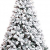 JYHZ Weihnachtsdekoration, Schneeflocke/Beflockung Weihnachtsbaum, Hochwertige Kunst Weihnachten Kiefer Mit Reißverschluss-Dekorationen, Mit LED Lichter Und Dekorationen 600 Tip-grün 6 Feet (180 cm) - 3