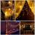 LED Lichtervorhang,12M 480 Led PECCIDER 8 Modi Lichterkette Eisregen Vorhang strombetrieben,Lichterkette außen&innen, Schlafzimmer Hochzeit Weihnachten Party (Warmweiß) - 2