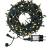 Lichterkette Weihnachtsbaum, LED Lichterkette mit 300 LED in warm weiß, 8 Leuchtmodi Dimmbar, EU Stecker, IP44 Wasserdicht, Lichterkette für Party, Feier, Hochzeit, Weihnachtsschmuck, Innen und Außen - 1