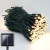 NEXVIN Solar Lichterkette Außen, 20M 200 LED Solar Lichterkette Aussen Wasserdichte, 8 Modi Solar Lichterkette Warmweiß für Garten, Terrasse, Balkon Deko - 1