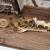 ÖLBAUMKRIPPE LED-beleuchtet -Weihnachtskrippe,XXL Holz-Krippe Weihnachten-Wurzelkrippen, mit Premium-DEKOSET mit Krippen-Tieren Schafe und Ziegen, MASSIVHOLZ - 4