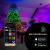 Twinkly - TWS600STP 600 RGB-Multicolor LED Lichterkette - App-gesteuerte LED Weihnachtsbeleuchtung mit schwarzem Kabel (48m) - Unterstützt IoT & Razer Chroma - Dekorationen für Innen- und Außenbereich - 2
