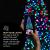 Twinkly - TWS600STP 600 RGB-Multicolor LED Lichterkette - App-gesteuerte LED Weihnachtsbeleuchtung mit schwarzem Kabel (48m) - Unterstützt IoT & Razer Chroma - Dekorationen für Innen- und Außenbereich - 3