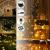 UISEBRT 50m 500 LED Lichterkette Außen Innen Dekoration für Weihnachten, Ostern, Halloween, Hochzeit, Party, mit 8 Leuchtmodi, Wasserdicht IP44 (50m 500LED, Warmweiß) - 3