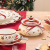 Villeroy und Boch Toy's Delight Kleine Vorratsdose, Premium Porzellan, Weiß/Rot - 3