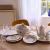 Villeroy und Boch Vieux Luxembourg Terrine, Premium Porzellan, weiß/blau - 2