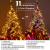 Weihnachten Lichterkette Außen, BrizLabs 25M 200 LED Warmweiß und Bunt Dimmbar 11 Modi 3 Timer Wasserdicht Strom Beleuchtung mit Fernbedienung für Weihnachtsbaum Innen Hochzeit Party Haus Garten Deko - 2