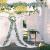 YQing Eukalyptus Girlande Künstlich Pflanze, Eukalyptus Blätter Deko Girlande Hochzeit Eukalyptus Kranz Kunstpflanze Urlaub Hochzeit Home Dekoration Zubehör - 2