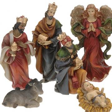 11 Krippenfiguren für Weihnachten - 2