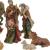 11 Krippenfiguren für Weihnachten - 4