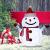 40 LED Weihnachtsmann Schneemann Laterne Stabil Weihnachten Außenlaterne IP65 Wasserdicht Weihnachtsbeleuchtung Outdoor für Außendekoration Weihnachtsgartens (Ohne Akku) - 3