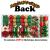 88PCS Weihnachtskugeln Ornamente für Weihnachtsbaum, zarte Weihnachtsdekoration Kugeln Bastelset Kunststoff weihnachtsbaumschmuck Kugeln Kit für Neujahrsfeier Hochzeitsfeier(Rot+Grün+Gold) - 3