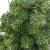 artplants.de Mini Weihnachtsbaum WARSCHAU, grün, rot, 90cm, Ø 50cm - Plastik Tannenbaum - 2
