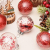 Aurasky Klar Weihnachtskugeln, 16 pcs Weihnachtskugeln Baumschmuck, Befüllbare DIY Christbaumkugeln, Christbaumkugeln aus Klarem, Christbaumkugeln zum Befüllen als Christbaumschmuck - 3