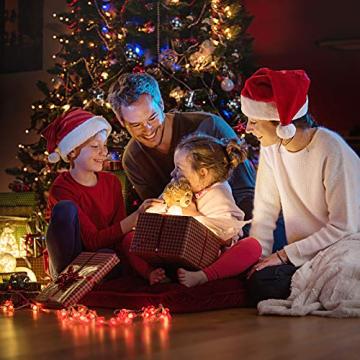 BB Sport Luxus Christbaum 120 cm Dunkelgrün künstlicher Weihnachtsbaum PE/PVC Spritzguss Mix Tannenbaum Standfuß - 5