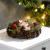 Britesta Weihnachtsgesteck: Handgefertigtes Weihnachts- & Adventsgesteck mit Teelicht-Halter, 23cm (weihnachtdeko) - 4