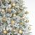 Busybee weihnachtskugeln 34 Stücke 6CM Ornamente für Weihnachtsbaum Gold Christbaumkugeln Weihnachtsdekoration Kugeln - 4