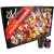 Chili- und BBQ-Adventskalender mit 24 Produkten | von mild bis höllisch | Geschenk für Advent und Weihnachten | Geschenk für Männer | Version mit Türchen | 880g (24x37g) - 1