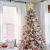 CUIFULI Weihnachtsbaum Stern, 1 STÜCK Christbaumspitze Stern Tannenbaum Spitze Warmweiß 10 LED für Feiertags-Dekorationen - 2
