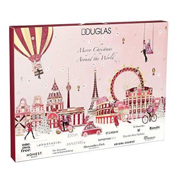 DOUGLAS Adventskalender 2021 Beauty -Premium EDITION- Frauen + Mädchen Kosmetik Advent Kalender , 24 Kosmetik Geschenke Wert 300 €, Pflege Frau, Adventkalender Damen - 5