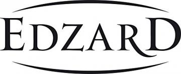 EDZARD Adventskerzenhalter Milano Silber, Messing vernickelt, modernes AST-Design, Länge 44 cm, Adventskranz für Kerzen Durchmesser 6 cm, Perfekt für Cornelius Kerzen - 9