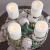 EDZARD Adventskranz Milano Silber, Edelstahl vernickelt, Durchmesser 34 cm, Kerzenteller ø 8cm, moderner Kerzenhalter, Perfekt für Cornelius Kerzen - 4