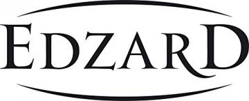 EDZARD Adventskranz Milano Silber, Edelstahl vernickelt, Durchmesser 34 cm, Kerzenteller ø 8cm, moderner Kerzenhalter, Perfekt für Cornelius Kerzen - 7