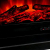 El Fuego Tessin weiß Elektrokamin mit täuschend echtem Flammeneffekt, 1800 W, 230 V - 3
