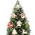 Fancylande DIY Hölzerne Christbaumschmuck, Handgemachte Holzhackschnitzelanhänger Und Weihnachtsthema, Um Eine Schöne Urlaubsatmosphäre Für Sie Zu Schaffen - 4