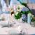 GoMaihe Kerzenständer 3 Set in Unterschiedlicher Größe, 33/28/24cm Kerzenhalter Stabkerze Hoch Metall Deko Kerzenleuchter, Vintage Kerzen Ständer für Valentinstag Weihnachts Hochzeit Essen.MEHRWEG - 4