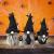 Hearthxy 3 Stück Halloween Zwerg Plüsch Puppe GNOME Figur Wichtel gesichtslose Puppe Spielzeug Weihnachtsfigur Handmade Swedish Dwarf Halloween Weihnachts Deko Urlaub Dekoration Geschenke - 3