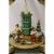 Hubrig-Volkskunst Pyramiden Großmutters Weihnachtsstube 35 x 25 cm - 4