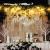 Hypestar Dekoratives Lichterbaum | Leuchtbaum mit 24 Warmweißer LEDs Licht | 45cm Lichterzweige für Tischdekoration | Zeitschaltuhr USB und Batterien | Weihnachten Ostern Party Innendeko (24led Weiß) - 4