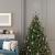 Kinin Weihnachtsbaum Stern - Christbaumspitze Stern Verzierung, Glitzende Christbaumspitze Weihnachtsbaumdeko, Weihnachtsbaumspitze Fünfzackiger Stern Christbaumschmuck - 4