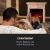 Klarstein Etna Pozzolana Elektrokamin, Elektrischer Kamin, 1800 W, 2 Heizstufen: 900/1800 W, OpenWindow Detection, LED-Flammenillusion, zuschaltbare Heizung, 5 Helligkeitsstufen, weiß - 3