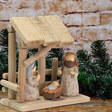 krippenfiguren Weihnachtskrippe Figuren Krippe Figur - 6