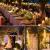 LE Flaschenlicht, 20 LEDs Weinflaschen Lichterkette, 8 Stück 2M Batteriebetrieben Flaschenlichterkette mit Kork, Kupferdraht Lichterketten für Zimmer Außen Innen Weihnachten Party Deko, Warmweiß - 4