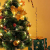 LED Lichterkette Batterie Außen, FilFom 2✖6m 50LED Micro Lichterkette Draht Innen Batteriebetrieben mit 9 Modis, IP65 Wasserdicht Weihnachtsbeleuchtung Outdoor Lichterkette für Balkon Garten Hochzeit - 4