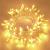 LED Lichterkette Batterie Außen, FilFom 2✖6m 50LED Micro Lichterkette Draht Innen Batteriebetrieben mit 9 Modis, IP65 Wasserdicht Weihnachtsbeleuchtung Outdoor Lichterkette für Balkon Garten Hochzeit - 1