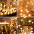 Lichterkette Kugeln, Kolpop 80er LED Lichterketten Batterie 8 Modus Lichterkette USB Strombetrieben Lichterkette mit Fernbedienung Wasserdicht Beleuchtung für Zimmer/Hochzeit/Party/Außen/Innen Decor - 4