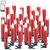 Lunartec Funkkerzen: FUNK-Weihnachtsbaum-LED-Kerzen mit Fernbedienung, 30er-Set, rot (Christbaumkerzen Funk) - 1