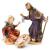 MAROLIN Heilige Familie (4-teiliges Set), zu 12cm Fig. (Kunststoff) - 1